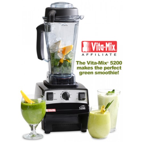 VitaMix 5200 Free Shipping Plus Extras!