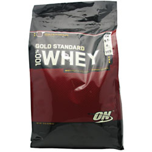 Optimum Nutrition Gold Standard 100% Whey -Double Rich Chocolate